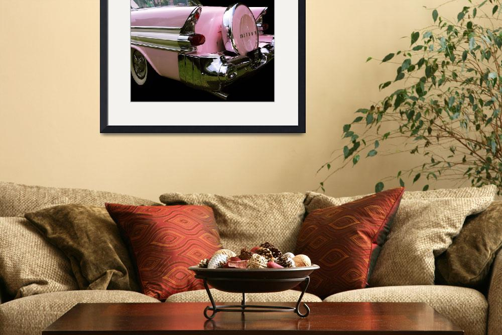 """""""Rear Pink Cad 2""""  by snaphappy"""