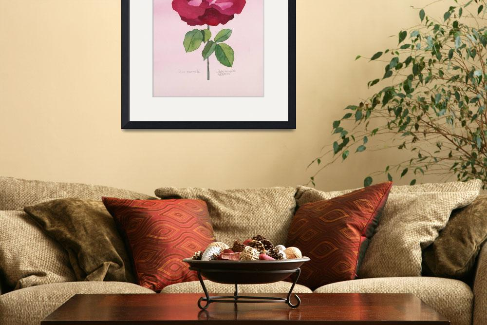 """""""Rose Essence III 2012&quot  (2012) by WendySysouphat"""