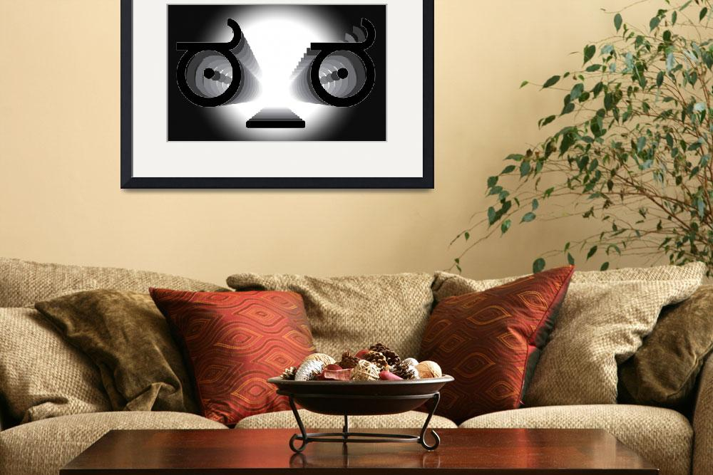 """""""The Look Of Disapproval&quot  (2011) by FreshPrintsPaducah"""