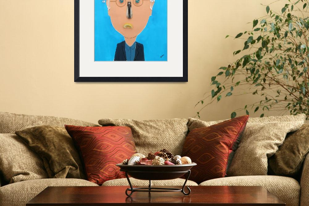 """Larry David&quot  by pivenworld"