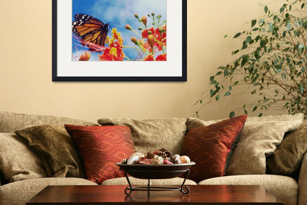 """""""Butterfly Beauty&quot  (2012) by TriniArt"""