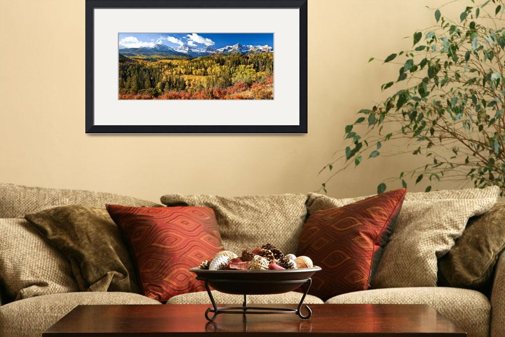 """Colorado Panorama&quot  by pbk"