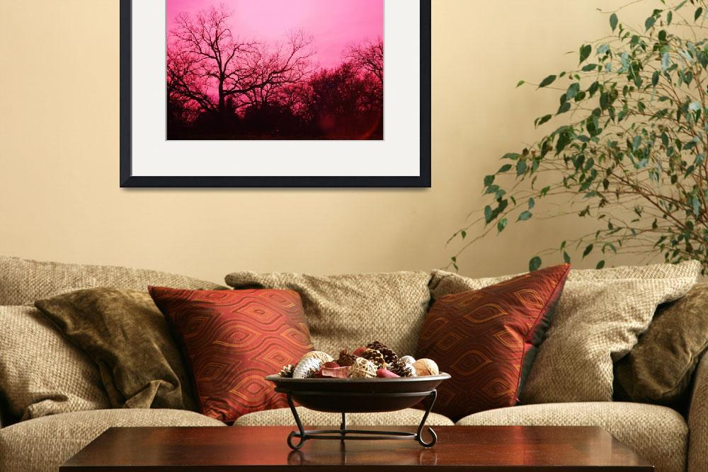 """""""Ponderously Pink2&quot  (2012) by DigitalCreations"""
