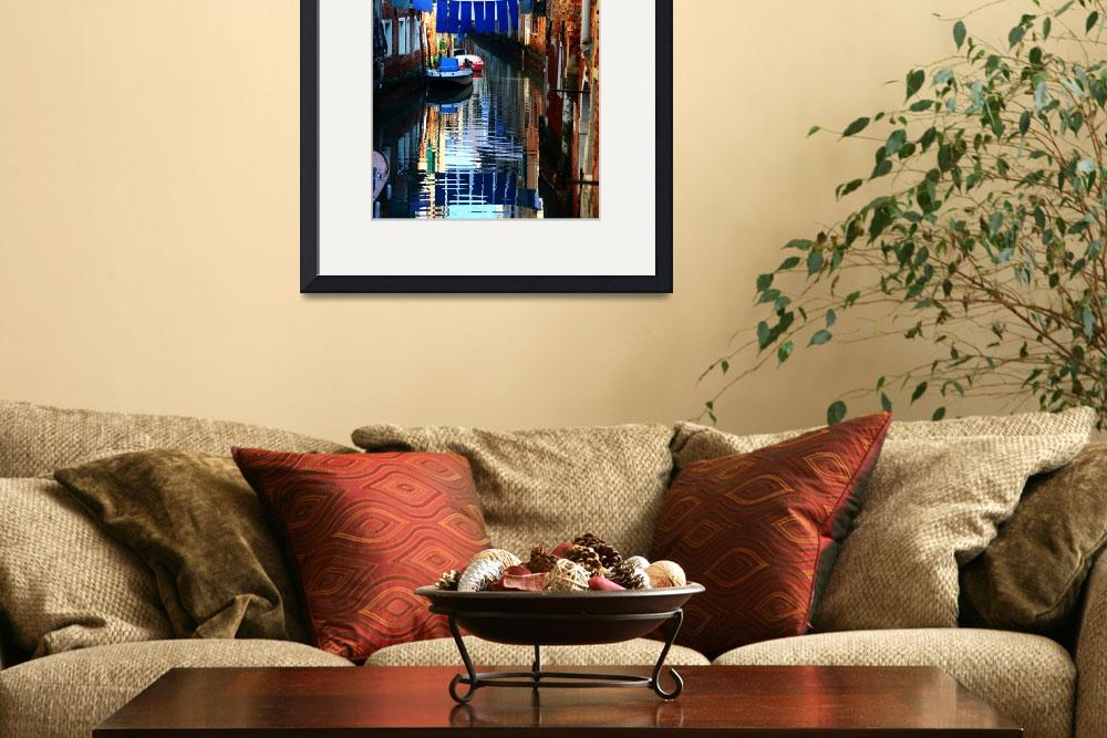 """""""Afternoon in Venice""""  (2014) by painterflipper"""
