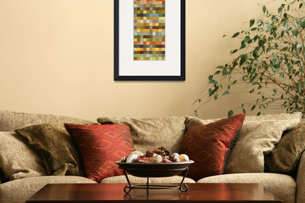 """""""Soft Palette Rustic Wood Series Collage ll&quot  by Michelle1991"""