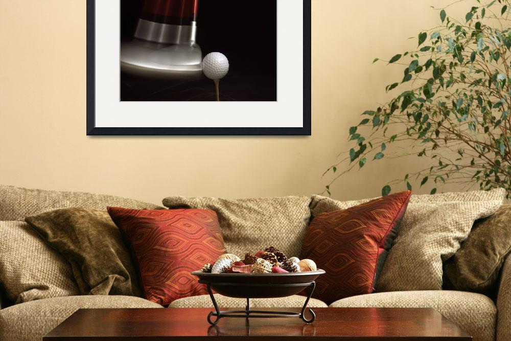 """""""teeing off&quot  (2005) by bobbyb236"""