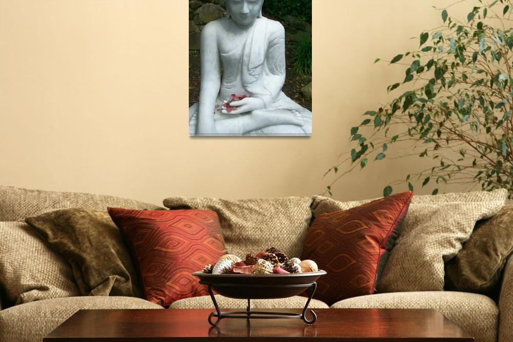 """Buddha II""  (2009) by JohnEdwardThomasPhoto"