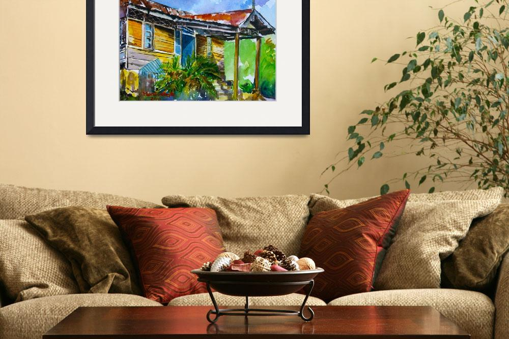 """""""Tunapuna House&quot  (2010) by mtgoodliving"""