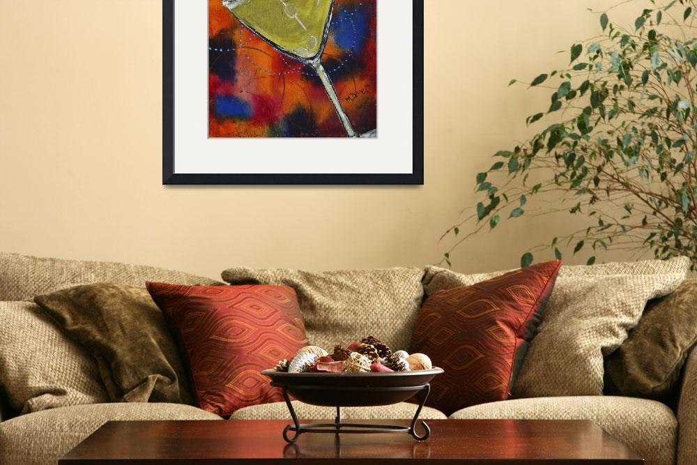 """""""Dirty Martini&quot  (2011) by MaggieBernet"""