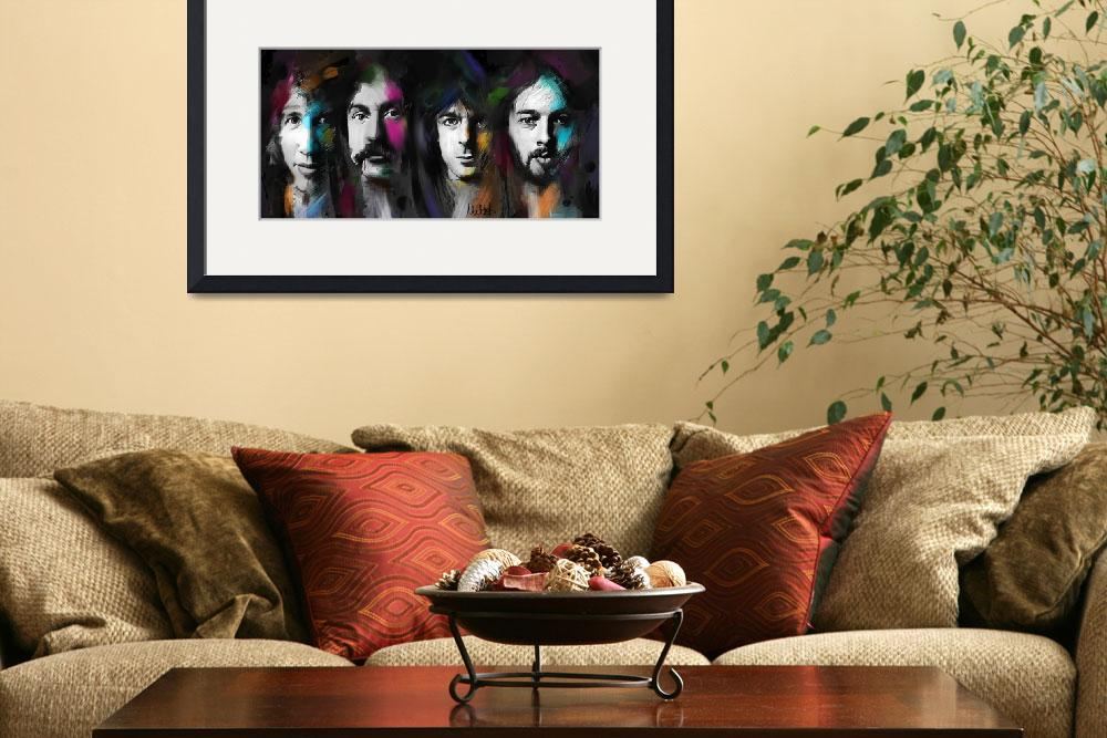 """""""Pink Floyd&quot  (2018) by MelanieD"""