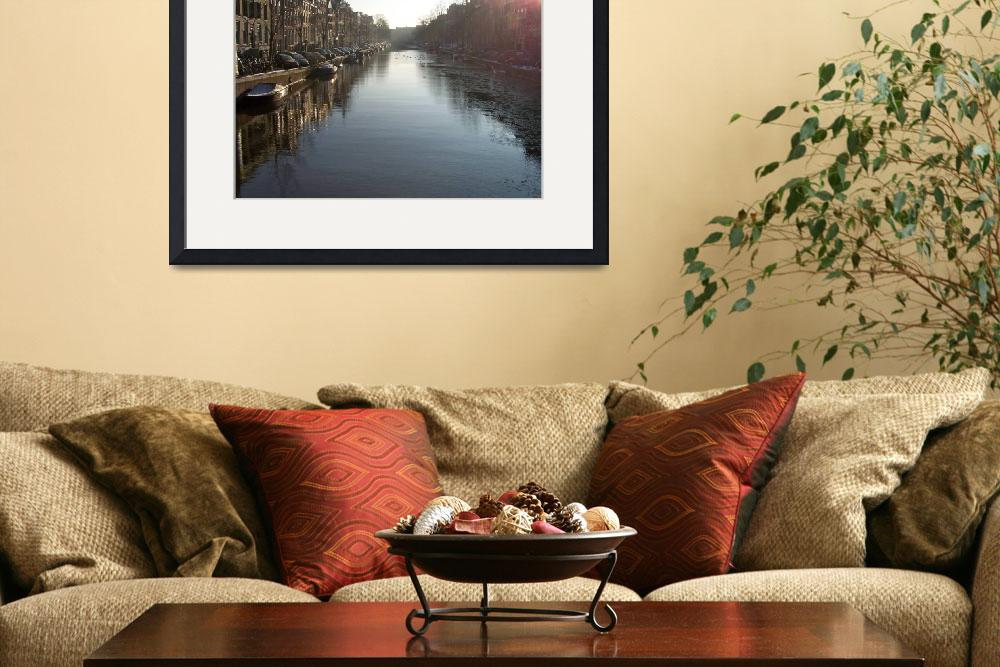 """Prinsengracht&quot  (2009) by taryneast"