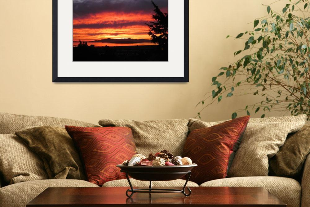 """""""Bay Sunset""""  (2012) by MLM"""