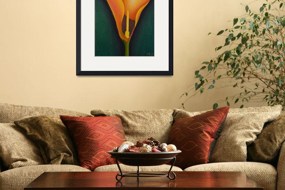 """""""Lily5&quot  by QiQiGallery"""