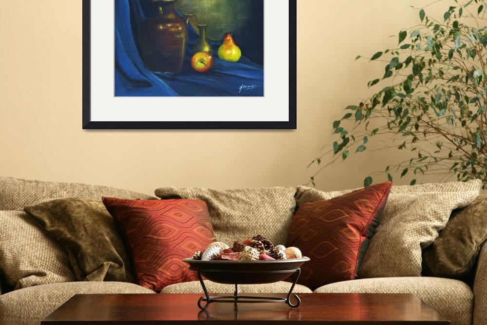 """""""Pitcher & Fruit""""  (2010) by shutterbabe"""