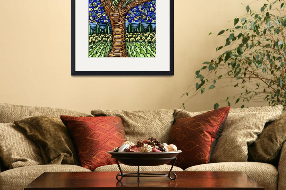 """""""Tree of Life&quot  (2012) by Heartaday"""