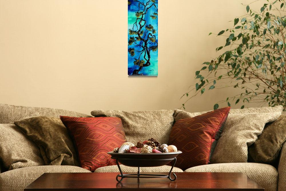 """""""""""Life is a maze"""" Original Painting""""  by meganduncanson"""