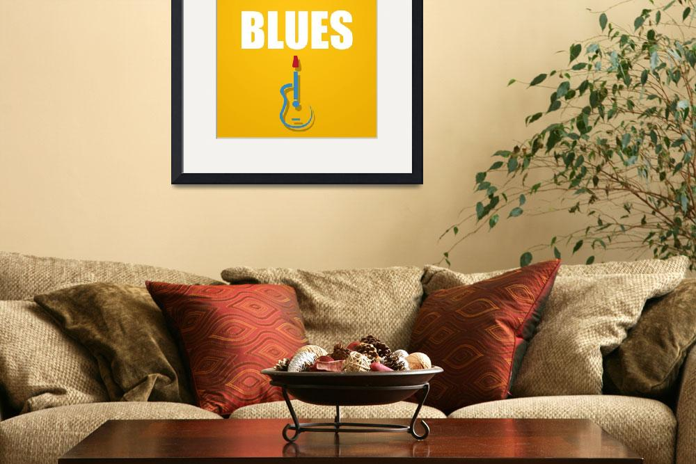 """""""I like blues&quot  (2011) by HelloToYouAll"""