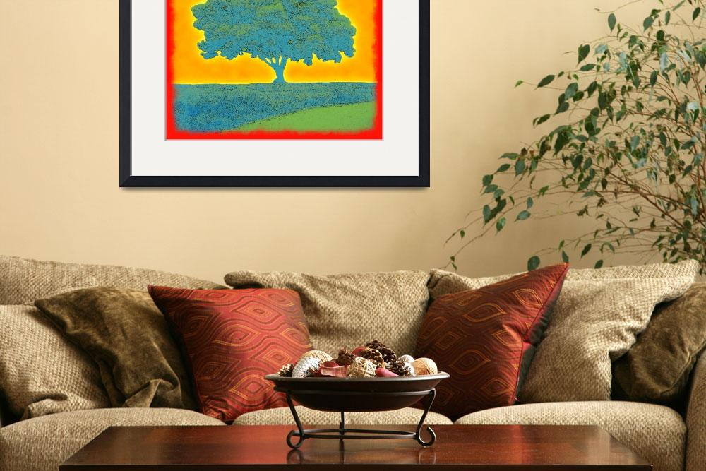 """""""A Lovely Tree&quot  (2010) by michellesixta"""