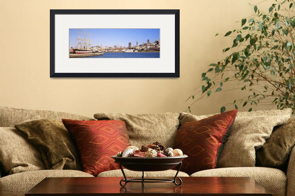 """""""San Francisco CA&quot  by Panoramic_Images"""