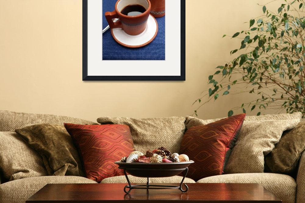 """Peruvian Coffee&quot  (2008) by andrea1"