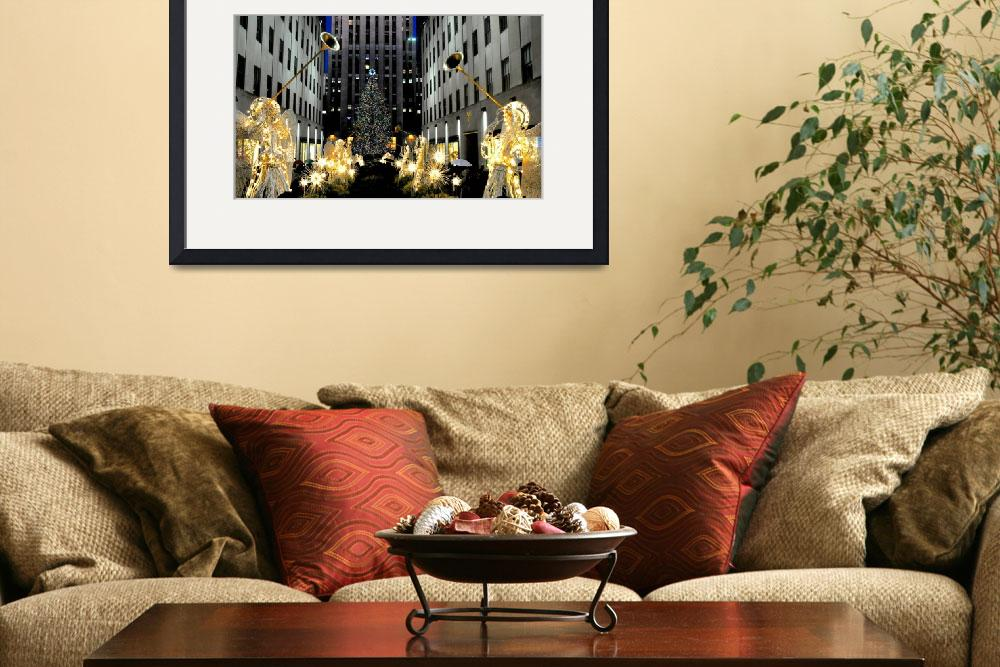 """""""New York Holiday 49&quot  (2012) by Johnson-Miles"""