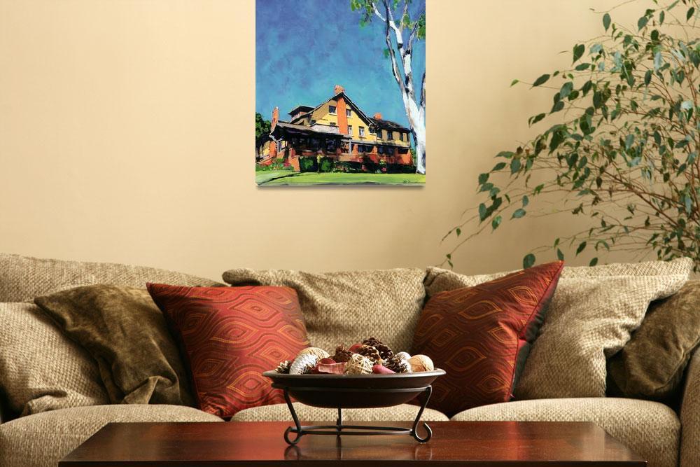 """""""Marston House Balboa Park San Diego""""  (2009) by RDRiccoboni"""