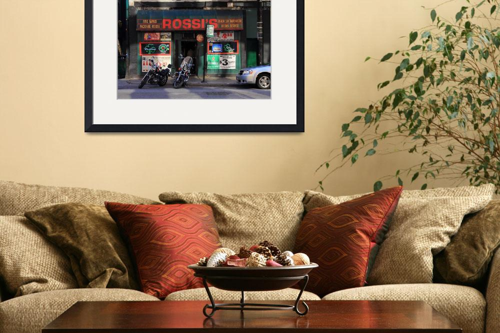 """""""Chicago Tavern""""  (2012) by Ffooter"""