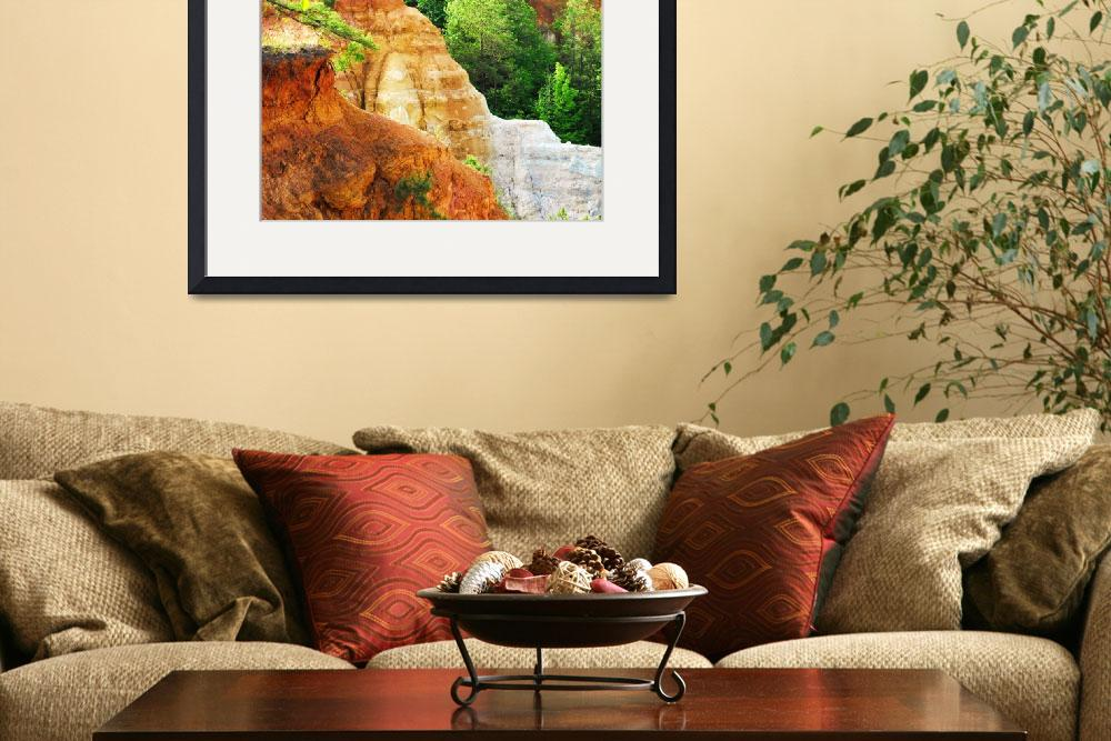 """""""Canyon of Colors&quot  (2008) by CLC_Designs"""