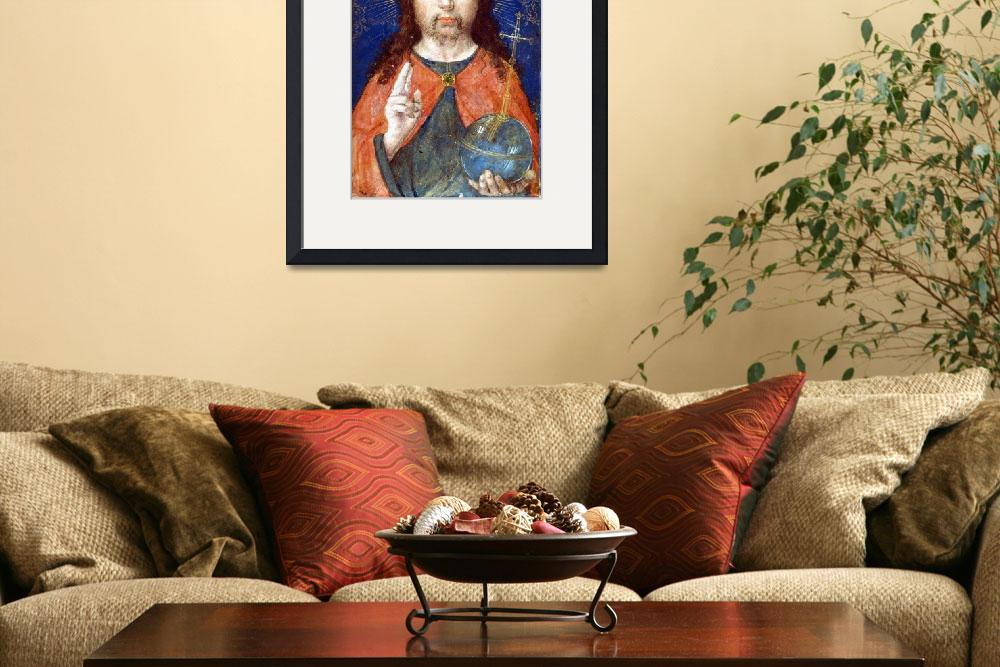 """""""Gerard David Holy Face&quot  by PDGraphics"""