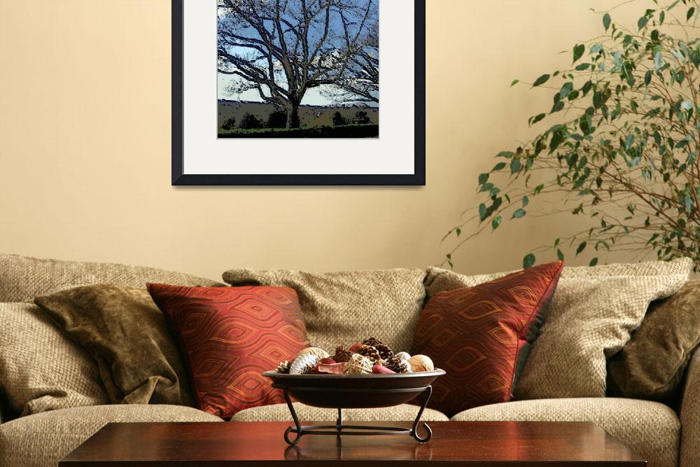 """""""Remington Tree, UK&quot  (2008) by jasongrigsby"""