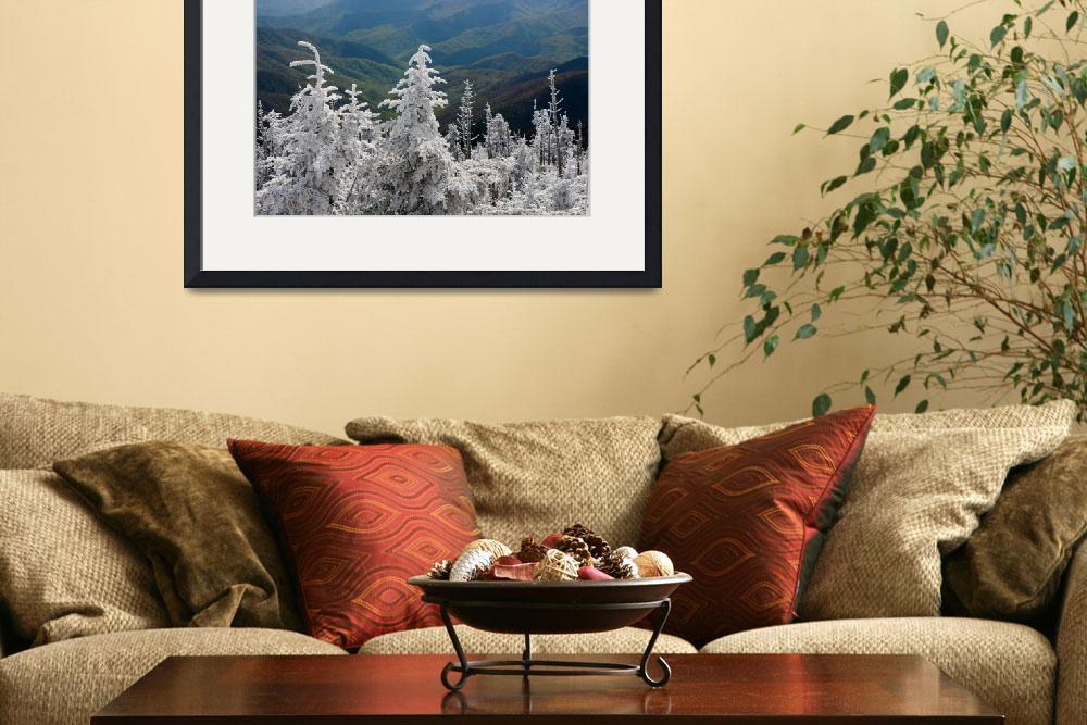 """""""Great Smoky Mountain National Park&quot  by WorldDesign"""