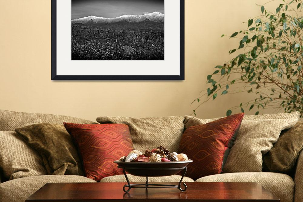 """""""White Mountains NH USA&quot  (2012) by bavosiphotoart"""
