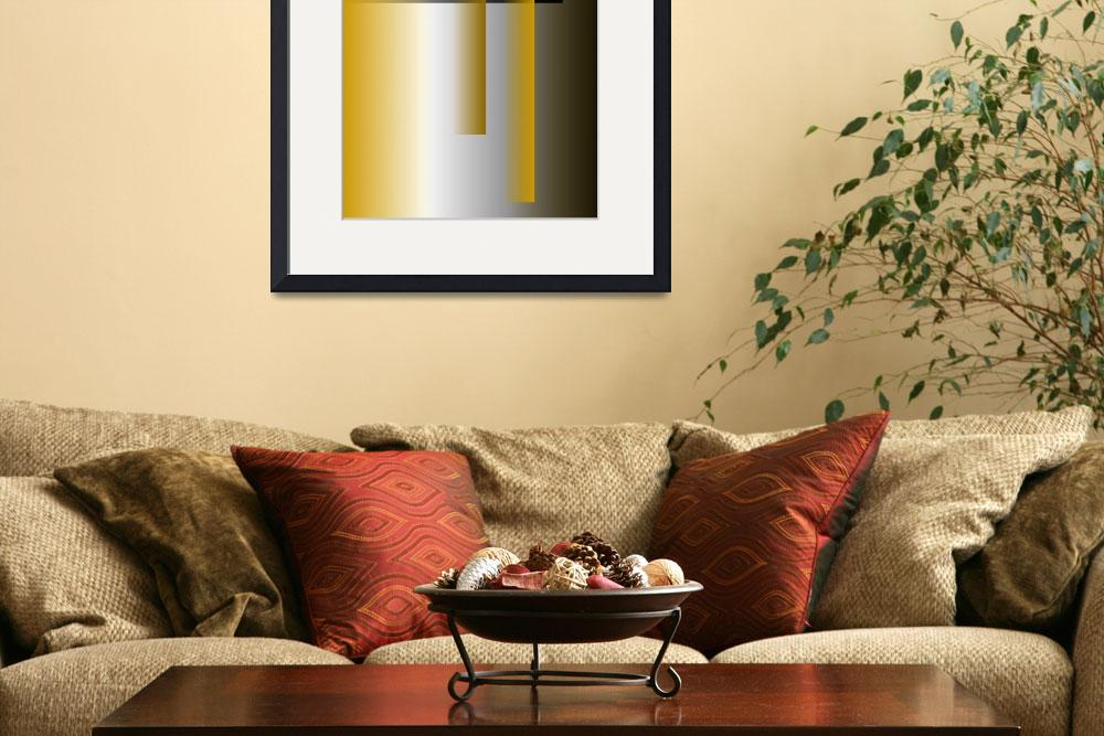 """""""Golden Moment 2""""  (2014) by CJMoy"""