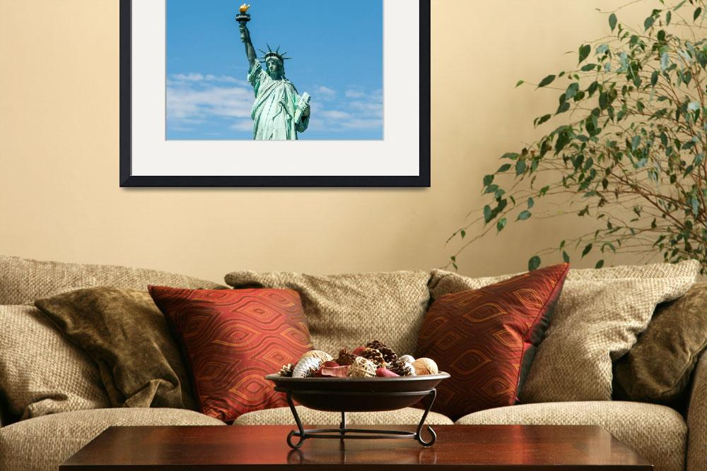 """Statue Of Liberty""  (2012) by photocatphoto"