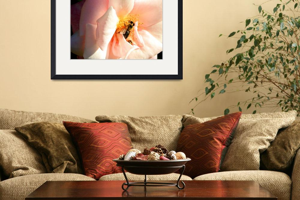 """""""Bee Happy""""  (2008) by rayjacque"""