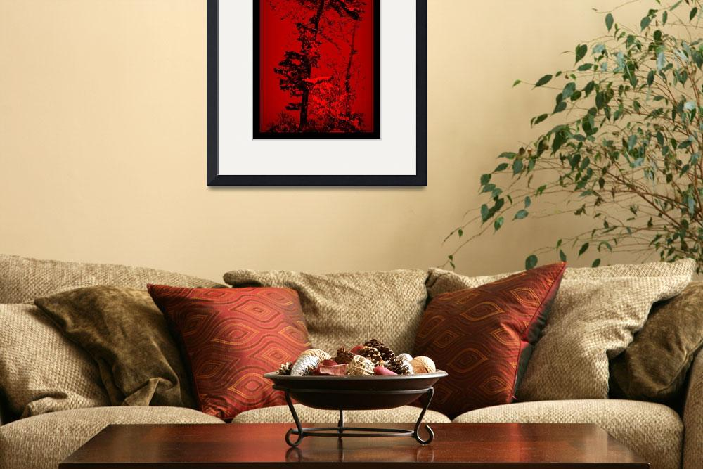 """""""red and black""""  (2010) by myperception"""