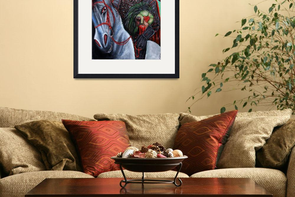 """""""Stayne - Knave of Hearts&quot  (2012) by ArtPrints"""