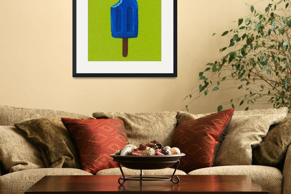 """""""P Is For Popsicle""""  (2010) by LibbyJohnston"""