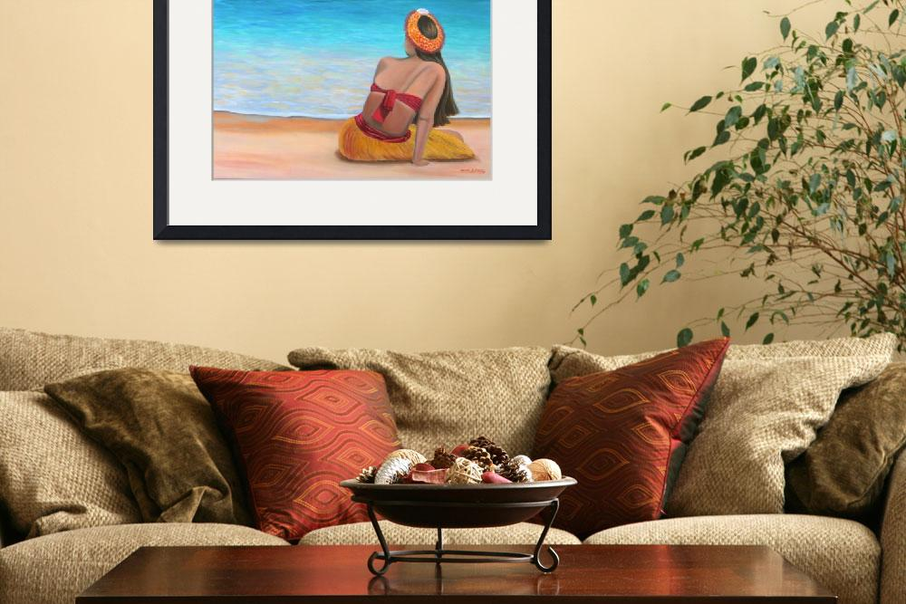 """""""Little R & R Hawaiian Style&quot  (2011) by TropicalExpression"""