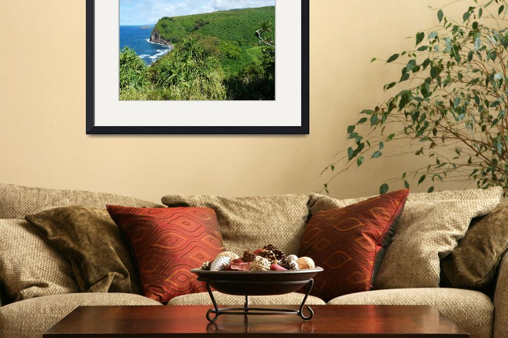 """Pololu Valley & Beach 9&quot  (2013) by LUCILLE"