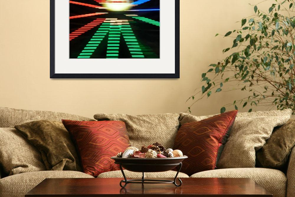 """""""Modern Shapes&quot  (2011) by Debrene"""