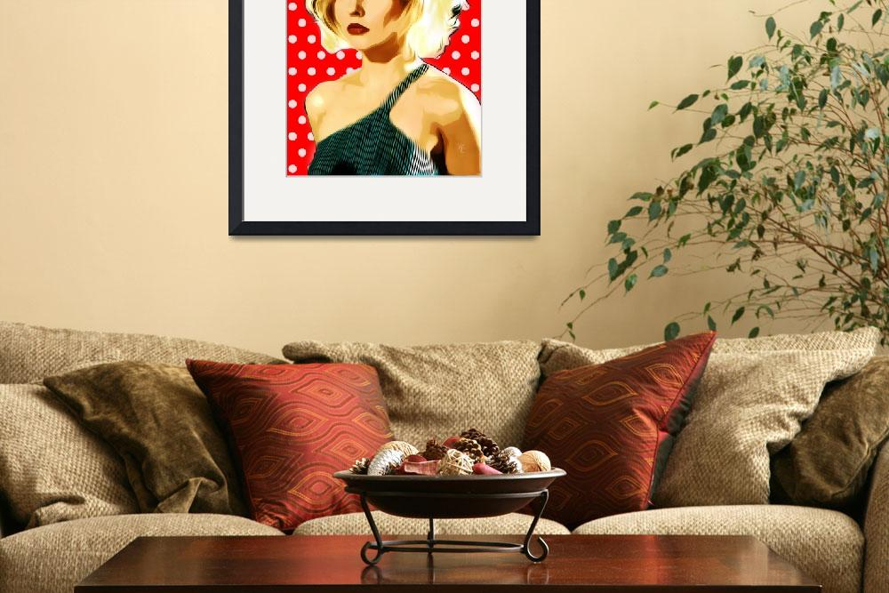 """""""Blondie - Heart of Glass - Pop Art&quot  (2013) by wcsmack"""