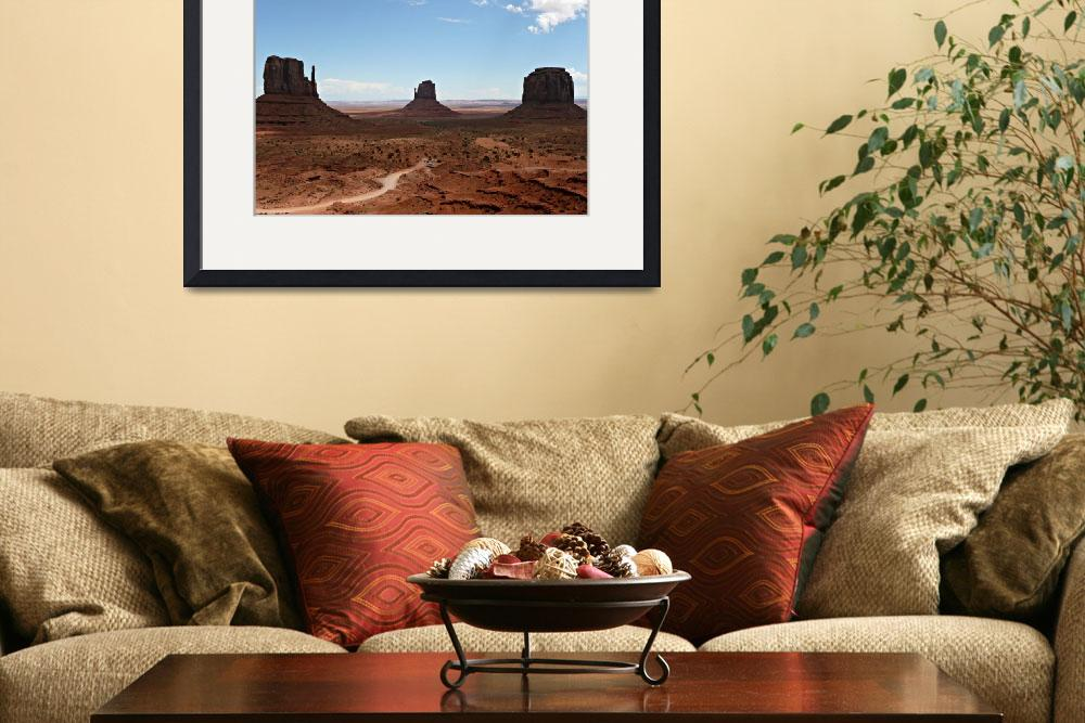 """""""Monument Valley Sculptures""""  by rachelgagne"""