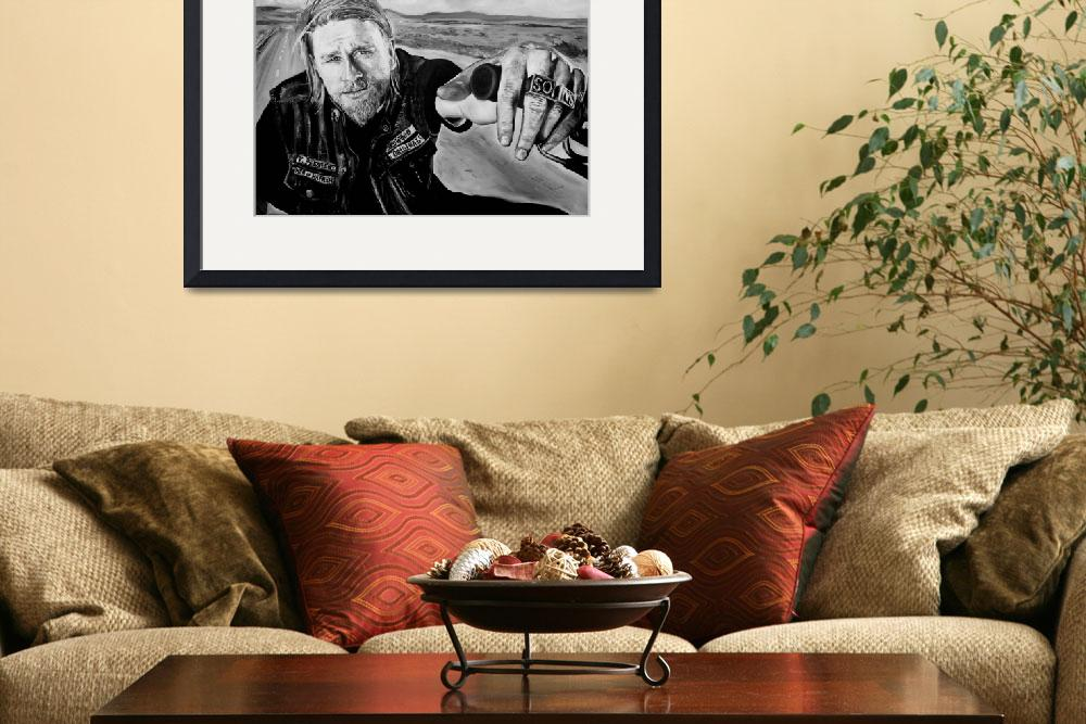 """""""Sons of Anarchy&quot  (2014) by iconicarts"""
