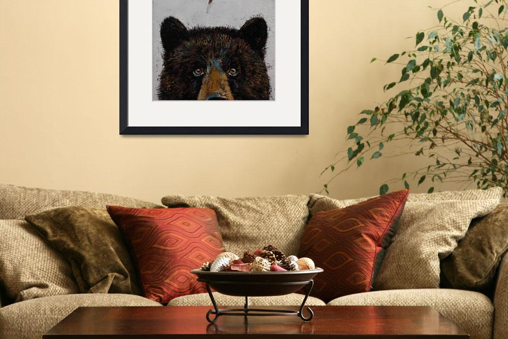 """""""Bear&quot  by creese"""