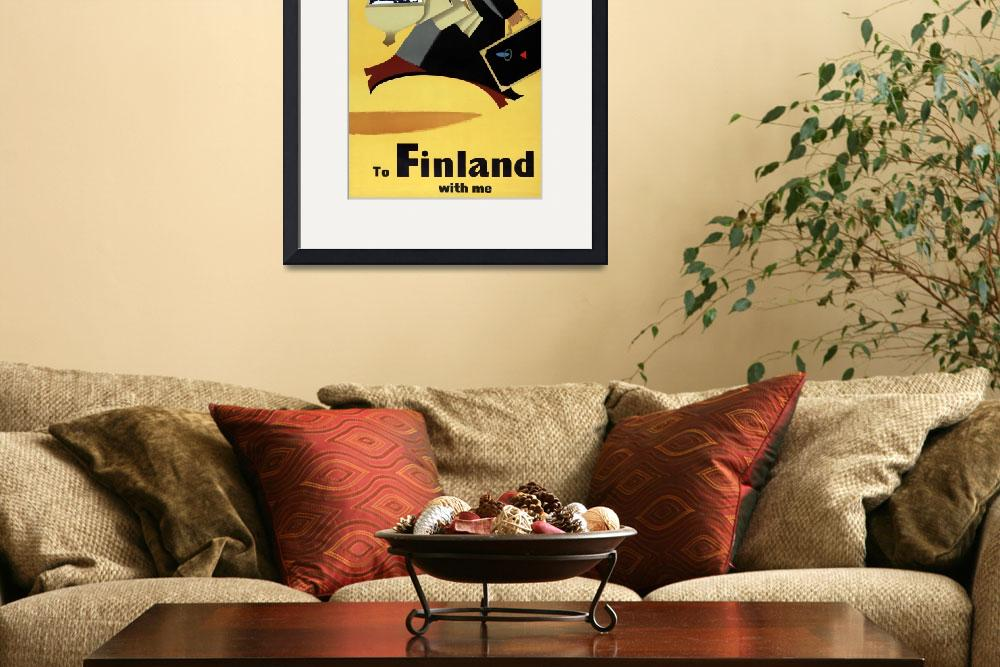 """""""Travel Finland&quot  (2011) by dalidayna"""