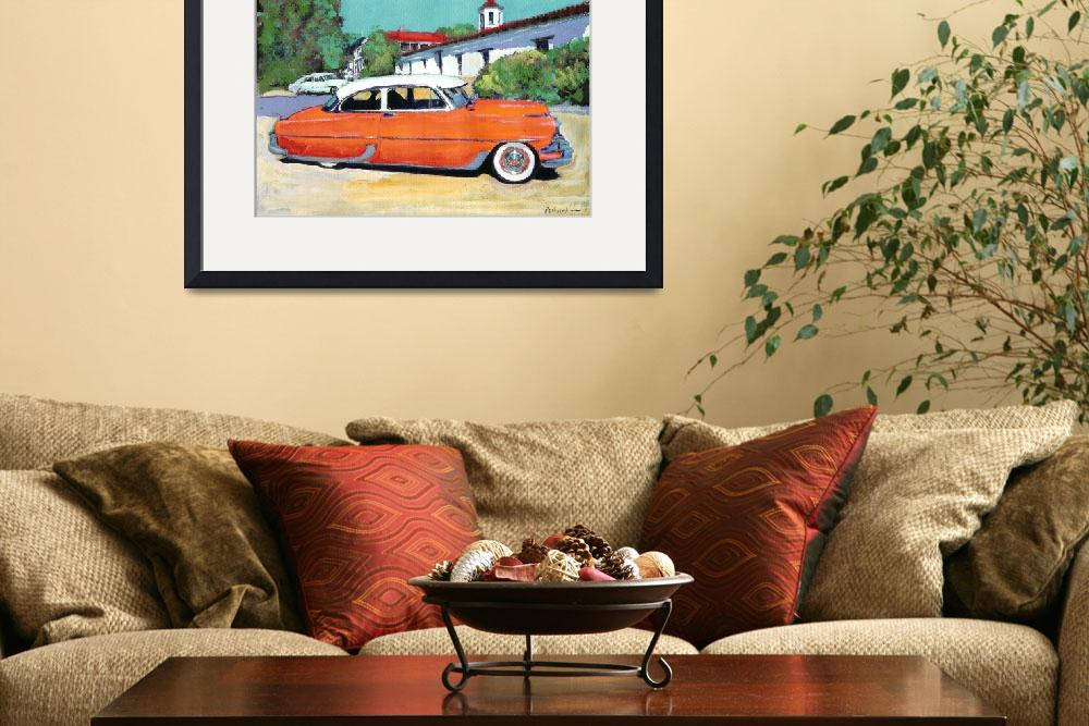 """""""Orange Beast In Old Town&quot  (2012) by RDRiccoboni"""