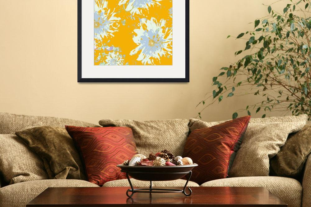 """""""Simple Blooms I&quot  (2010) by rickimountain"""
