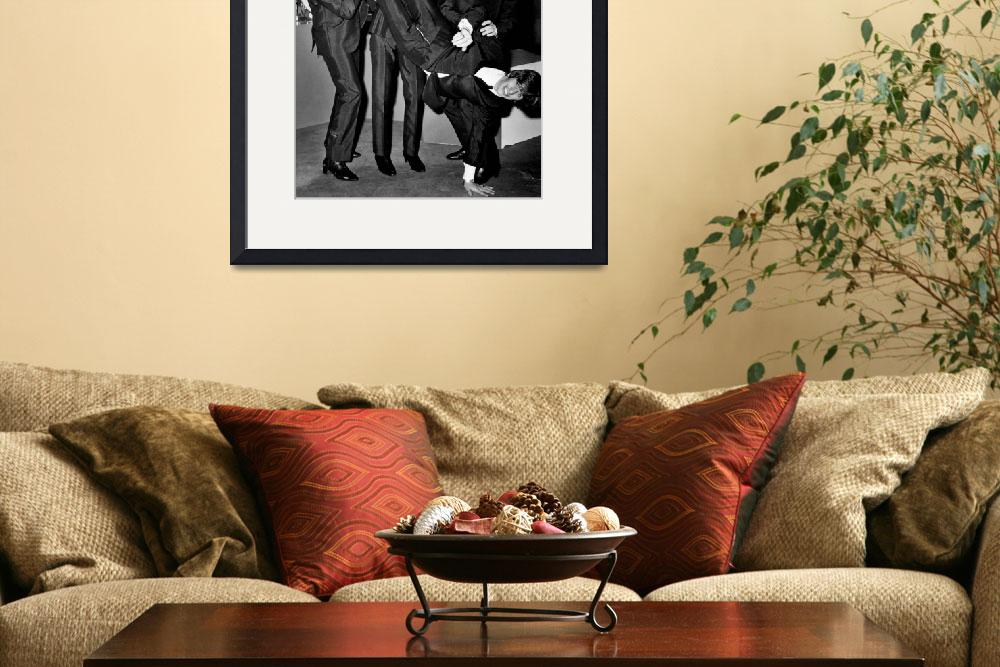 """The Beatles&quot  by RetroImagesArchive"