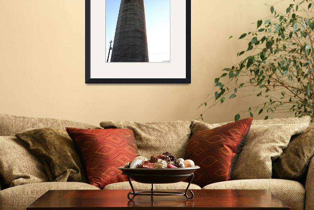 """""""Old Water Tower&quot  (2011) by jamesreddish"""